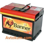 Аккумулятор  Banner Power Bull 62 R+ BANP6205PB