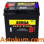 Аккумулятор  Berga Basic Block azia 35 L+ 535119030