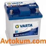 Аккумулятор Varta Blue Dynamic  44 R+ B36 544401042