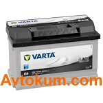 Аккумулятор Varta Black Dynamic  70 R+ E9 570144064