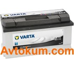 Аккумулятор Varta Black Dynamic  88 R+  F5 588403074