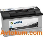 Аккумулятор Varta Black Dynamic  90 R+ F6 590122072